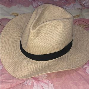 Paper Straw Hat from J.Crew